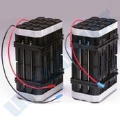 OEC 5327368 Battery 2pc Set 192v 2.5Ah Cyclon Lead Acid