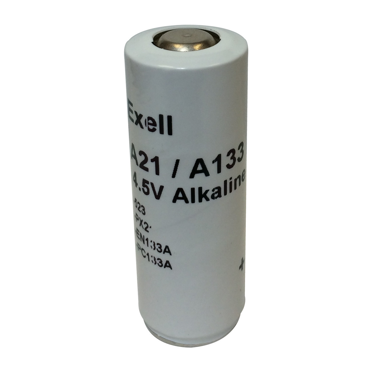 4.5V A21PX Exell Battery 523, 3LR50, A133, PC133A, RPX21 ...