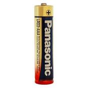 Panasonic AAA size Alkaline  Batteries LR03XWA/B
