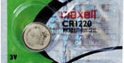 CR1220 3V Carded  Maxell Batteries