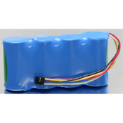 Fluke Biomedical 43, 43B Power Quality Analyzer Battery BP120MH