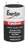 Enersys Cyclon 0800-0004 X Cell 2V 5.0Ah
