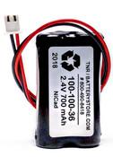 10010036 Exitronix Battery , Custom-179