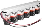 Enersys Cyclon 0850-0109 Battery - 12V 8.0Ah Sealed Lead Rechargeable (Shrink Wrap)