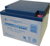 Powersonic  PS-12260F Battery 12V 26Ah