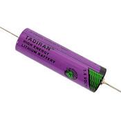 Tadiran TL-4903/P  3.6 Volt 2400mAh AA Lithium Battery w/Axial Pins