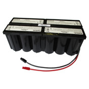 Cooper Power Systems Form 4, 5 & 6 Line Recloser Battery 24V 8AH