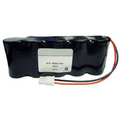 PowerSonic DH/54 Emergency Light Battery 6V 5Ah