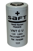 VNT C U Arts Energy  High Temperature 2500mAh