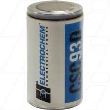 Electrochem Csc 93 D 3b0035 Tc Button Top High Rate 3 9v