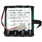 Topcon Ranger Data Collector Battery NiMH 4.8V 4000mAh