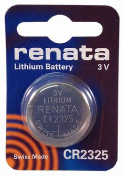 Renata Cr2325 Lithium Battery 3v 190mah