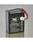 Aequitron LP5, LP6, LP6+, LP10 Vol Ventilator Battery 003309-000