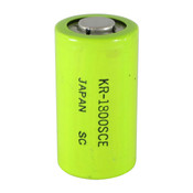 Panasonic KR-1800SCE Battery - 1.2 Volt 1800mAh Sub C Ni-Cd