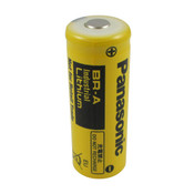 Panasonic BR-A Battery - 3 Volt 1400mAh A Cell Lithium