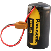 Panasonic BR-CCF1TH Battery - 3 Volt 5000mAh C Cell Lithium with Connector