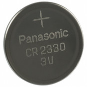 Panasonic CR2330 Lithium Battery - 3 Volt 265mAh