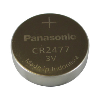 Panasonic Cr2477 Lithium Battery 3 Volt 1000mah