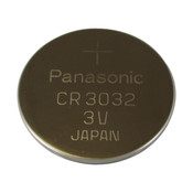 Panasonic CR3032 Lithium Battery - 3 Volt 500mAh