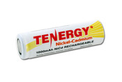 Tenergy 1.2V 1000mAh Ni-Cd Rechargeable AA Battery - 20102
