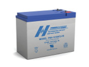 Powersonic PSH-12100FR Battery 12v 10.0ah  41W High Rate