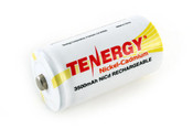 Tenergy 1.2V 3500mAh Ni-Cd Rechargeable C Battery - 20400