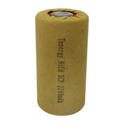 Tenergy 1.2V 2200mAh Ni-Cd Rechargeable Sub C Battery - 20305
