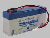 Baxter Flo-Gard 2000, 2100 Pump (Powersonic) 8V 3.2AH