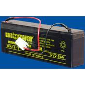SSCOR 80637, 2109 Medical Battery