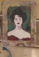 Ediciones Vijia #6573. Hand made notebook. SOLD!