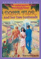 Bruno Baretto (Director) Dona Flor and Her Two Husbands DVD