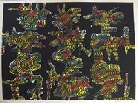 Avila #312. Untitled, 1999. Serigraph print. 20 x 27.5 inches.