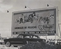 "Juan Moreira #6133. ""Animales de peluche,"" 2012. light jet impression, 15.75 x 24 Inches."