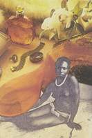 Frémez (José Gómez Fresquet) #2763. Untitled, N.D. Photo montage print. 12 x 8.5 inches.