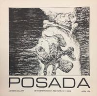 Posada (José Luis Posada): Prints and Drawings  April 7 - 29, 1978