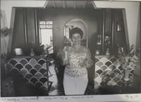 """Mayito (Mario García Joya) #166. NFS> """"From the photo essay Caibarien,"""" 1983.  8.5 x 12.5 inches."""