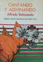 "Dario Mora (cover and illustrations) Alfredo Balmaseda (author) ""Cantando y adivinando"" 1973."