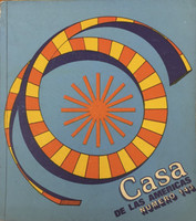 Umberto Peña (Design & Cover) Casa De Las Americas, 1984.