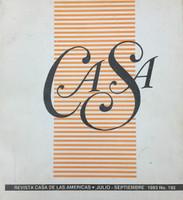 Umberto Peña (Design & Cover) Casa De Las Americas,