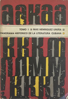 Raúl Martínez (Cover) Max Enrique Ureña (Author) 1978.