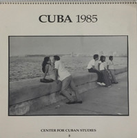 1985 Calendar SOLD OUT!