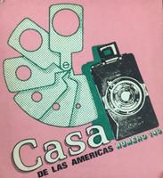 Umberto Peña (Design & Cover) Casa De Las Americas, 1983