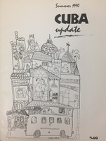 Cuba Update 1990. Summer Issue
