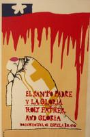 Bachs (Eduardo Munoz Bachs) El santo padre y la gloria, v