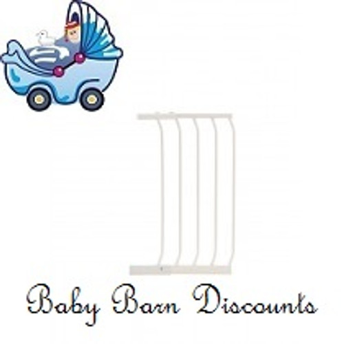 "Dreambaby - Chelsea (14"") 36cm Gate Extension Standard - White F831W"