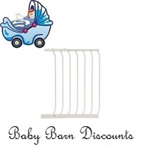"Dreambaby - Chelsea (21"") 54cm Gate Extension Standard - White F833W"