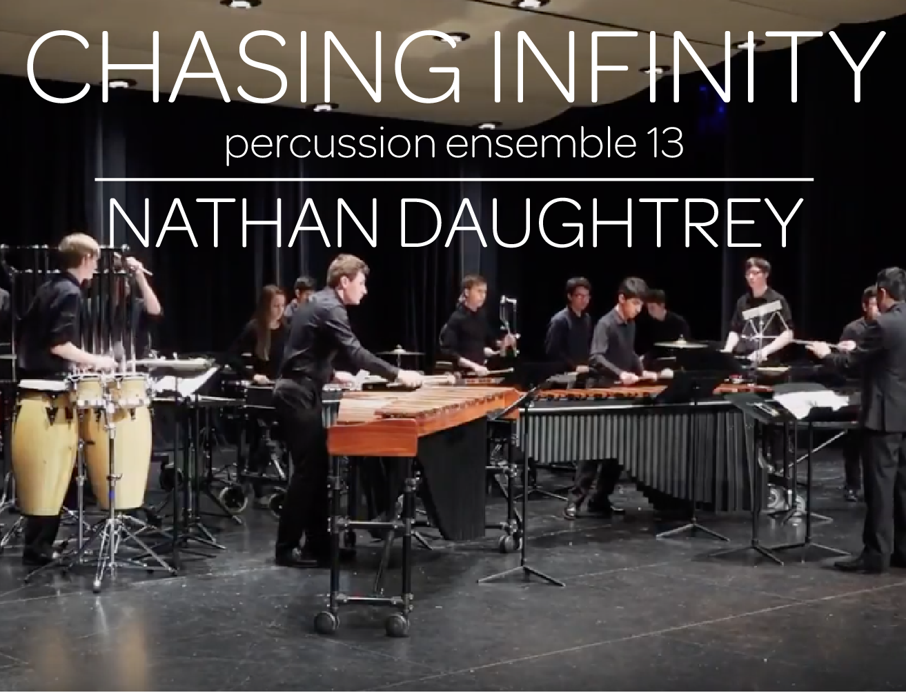 CHASING INFINITY by Nathan Daughtrey