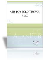 Airs for Solo Timpani