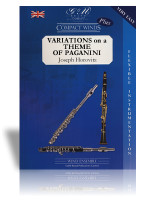 Variations on a Theme of Paganini (Woodwind Quartet)