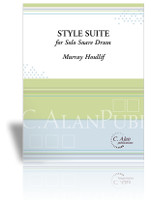 Style Suite for Solo Snare Drum